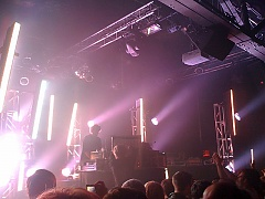 Simian Mobile Disco at the Highline Ballroom