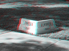 3D: Corner of Zoreta and Alhambra Streets, Coral Gables