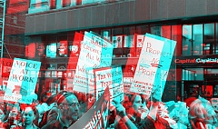 Occupy Wall Street 3D: Prophets Not Profits
